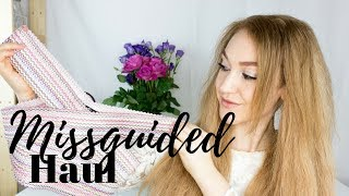 Missguided Summer Haul And Try On