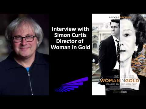 """Simon Curtis Interview: Director of """"Woman in Gold"""""""