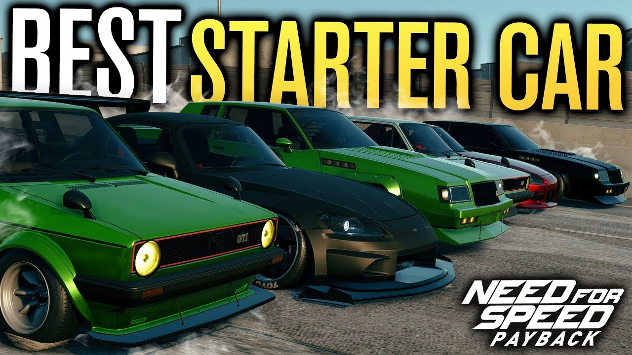 Best Starter Car Challenge Need For Sd Payback Multiplayer