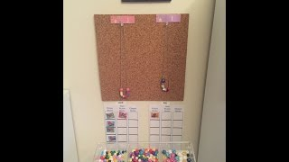 Beads Reading Incentive Chart- Get Children Reading!