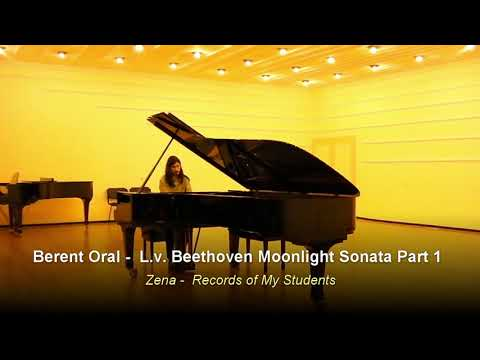 Berent Oral - Lv Beethoven Moonlight Sonata Part 1