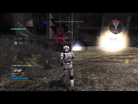 Starwars Battlefront 2 I Mission 5 I Kashyyyk I A Line in the Sand