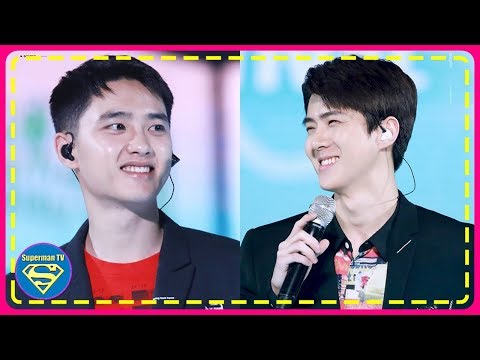 Unlike The Other Members, EXO D.O Has A Different Way Of Calling Their Maknae, Sehun