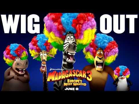 Musique Madagascar 3 bon baiser d'Europe - Afro cirque
