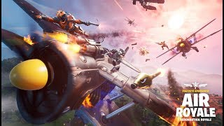 Fortnite-THE AIRPLANES have RETURNED | Patch 8.40