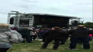 Hozier - Arsonist's Lullabye Live @ Slane Castle | May 30th 2015