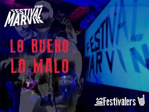 RESEÑA DEL FESTIVAL MARVIN 2019