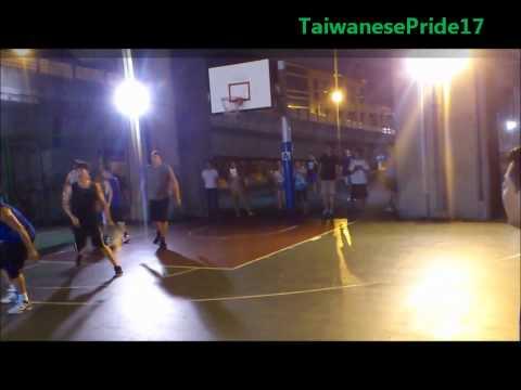 [FULL] Jeremy Lin & David Lee TAIWAN Streetball Pickup Game ASIA 4vs4 8.28.2012