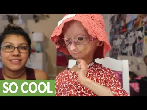 Adalia Rose shares some of her favorite things