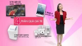 Kỷ niệm 4 năm công ty VGS SHOP - MC Thiên Ân - Phúc Lộc - Thanh Trang - Thiên Trang