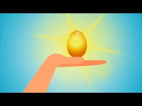 Film Animasi 2D Telur Emas