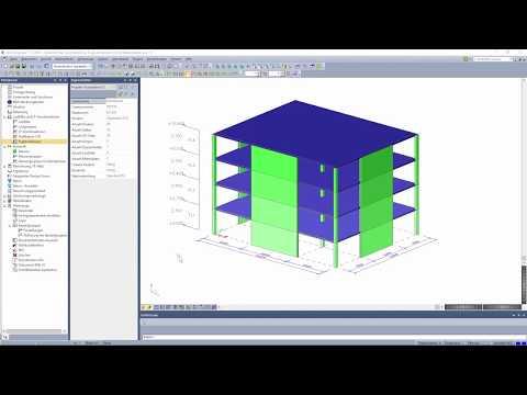 SCIA Engineer Tutorial:  TU Wien - Seminar - Betonbau 3 - Berechnungsprotokoll