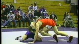 Tony Davis wrestling.