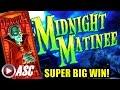 *SUPER BIG WIN* MIDNIGHT MATINEE | Multimedia - MAX BET LOCKING WILDS! Slot Machine Bonus