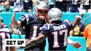 Should the Bucs sign Antonio Brown with Tom Brady on his way? | Get Up