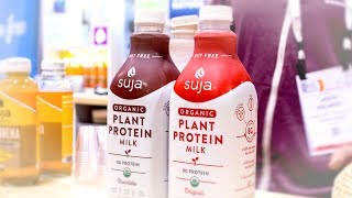 """Expo West 2018 Video: Suja's Jeff Church On Not Letting """"Great Get In the Way of Good"""""""
