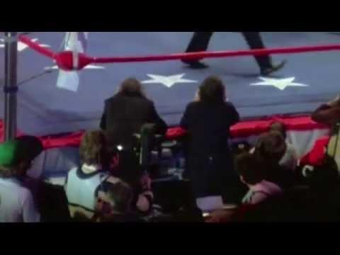 Garrett Brown's cameos on Rocky