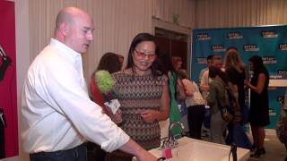 Hot Iron Holster at Red Carpet Events LA Teen Choice Awards Style Lounge Thumbnail