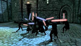 Skyrim: Star Wars in Skyrim!