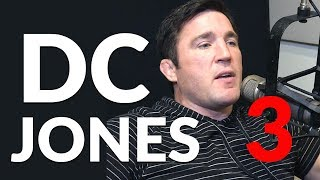 If Jon Jones vs Daniel Cormier 3 happens, it will be contested at heavyweight.