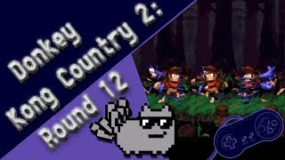 Donkey Kong Country 2: Round 12 | Cat O' 9 Tails!