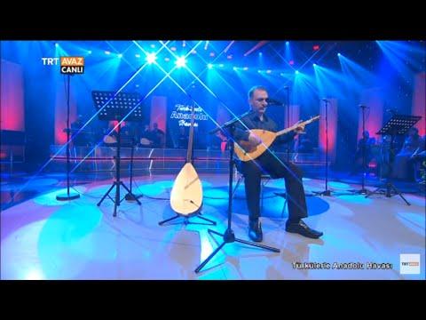 Erol Parlak - Türkülerle Anadolu Havası - TRT Avaz
