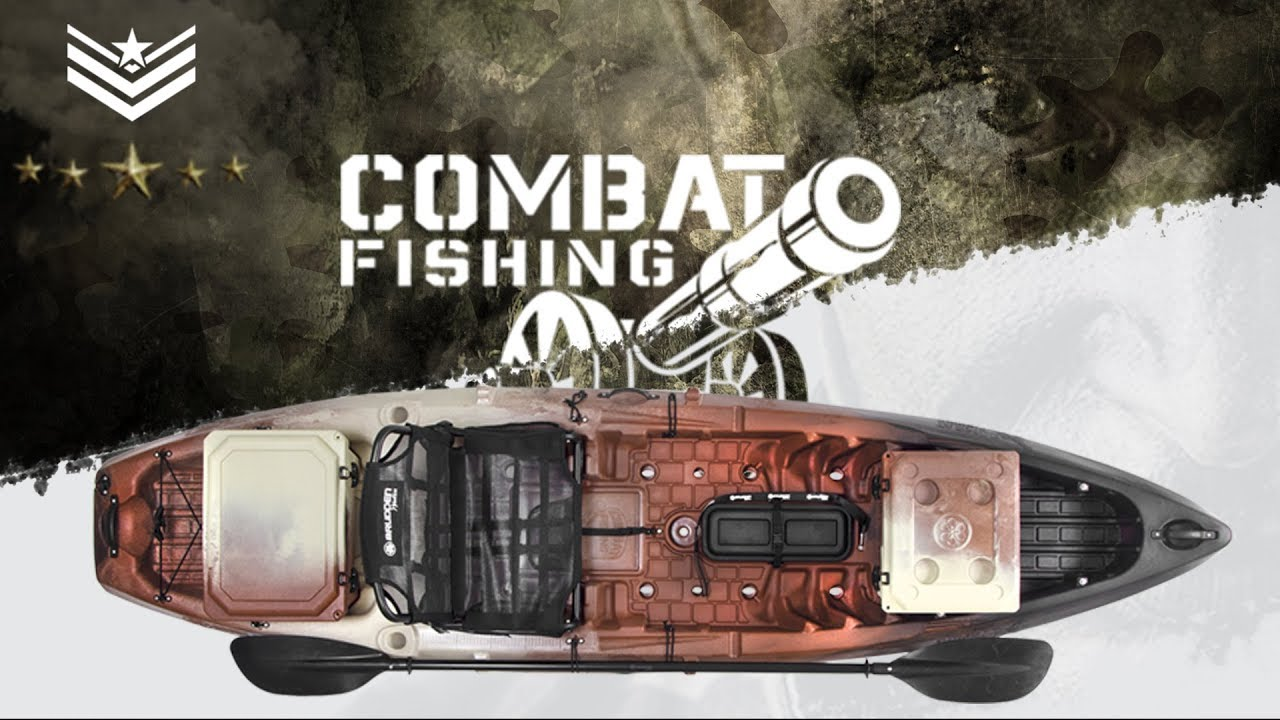 4bef83291 Review caiaque Combat Fishing. - YouTube
