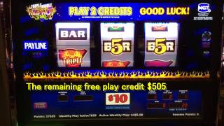 High Limit Slot Free Play Live Series#3★MaxBet $20(Free Play $1,465.00)Cosmolitan Vegas