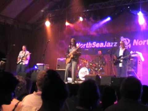 Joe Louis Walker - You don't love me girl - North Sea Jazz 2010