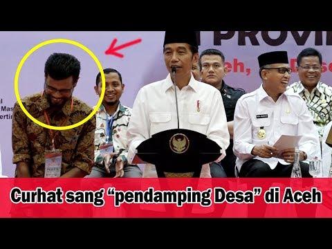 Jokowi : Dana Desa Tahun Depan Naik 70 Trilyun !