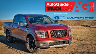 2017 Nissan Titan - 2017 AutoGuide.com Truck of the Year Contender - Part 3 of 6