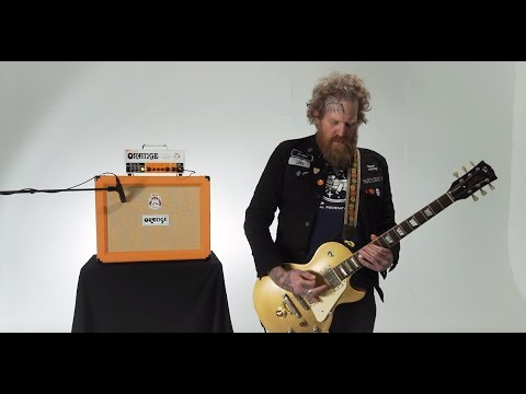 Brent Hinds of Mastodon - Orange Terror Amp Interview Mp3