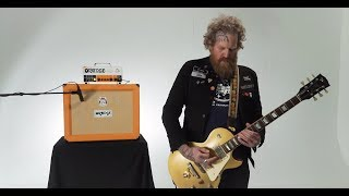 Brent Hinds of Mastodon - Orange Terror Amp Interview