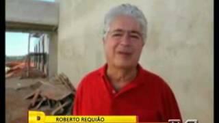 Ex-governador Roberto Requião e Rubens Bueno brigam em aeroporto