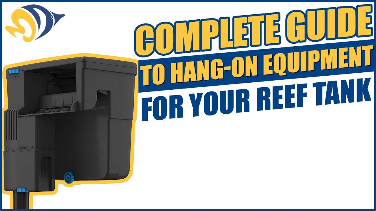 The Complete Guide to Hang-On Equipment for Your Reef Tank Thumbnail