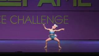 6 YEAR OLD EVERLEIGH'S OFFICIAL DANCE COMPETITION SOLO 2019