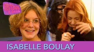 Isabelle Boulay interrompt un cours de musique ! - Stars à domicile