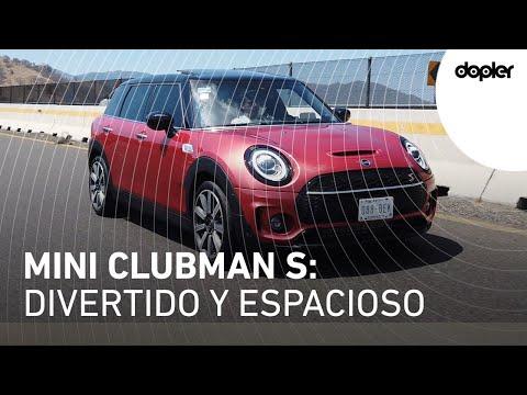 Mini Clubman S 2020: Reseña en español | Dopler