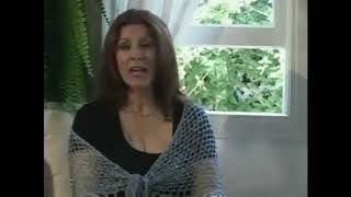 Kay Parker getting into her incest role with her gorgeous son