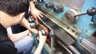 видео Ремонт токарного станка 16К20