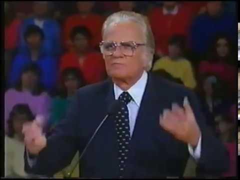 Billy Graham Englisch-deutsch Pro Christ 1.Abend 17.03.1993 Essen