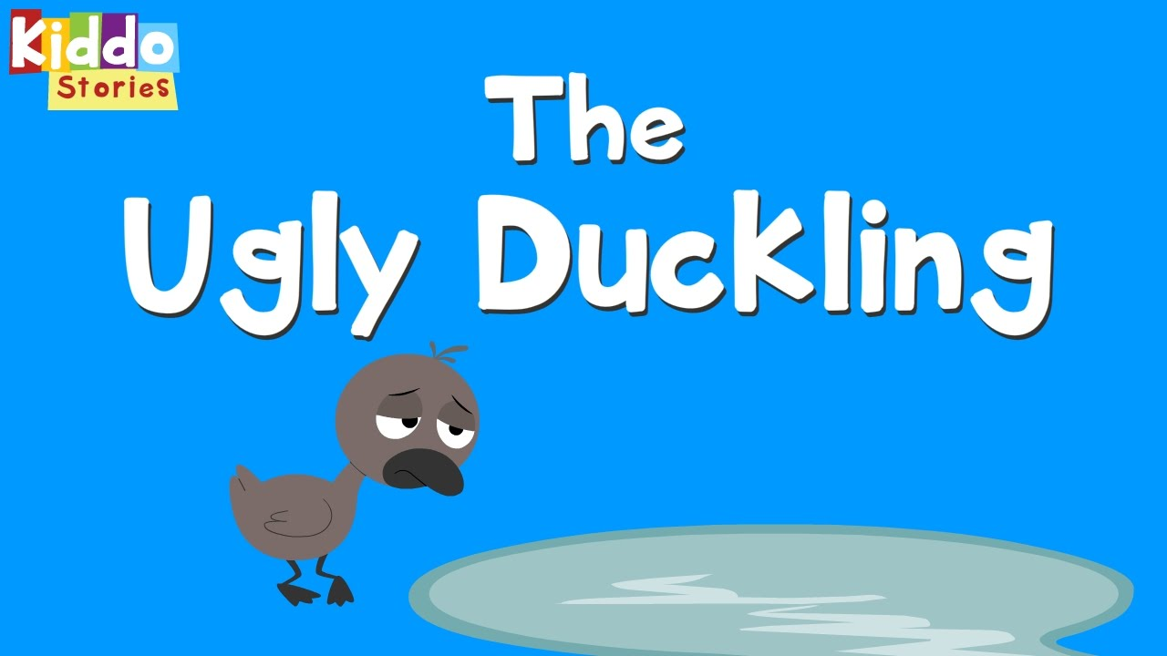 summary of the ugly duckling story