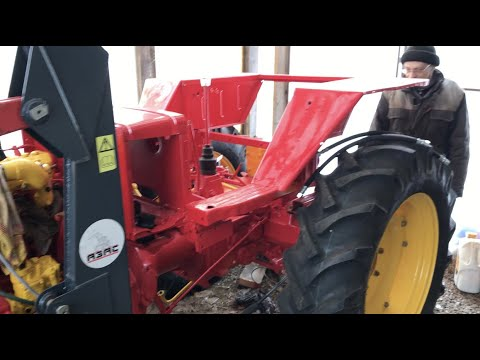 Трактор Т25 ГРИША Начало Конца РЕСТАВРАЦИЯ