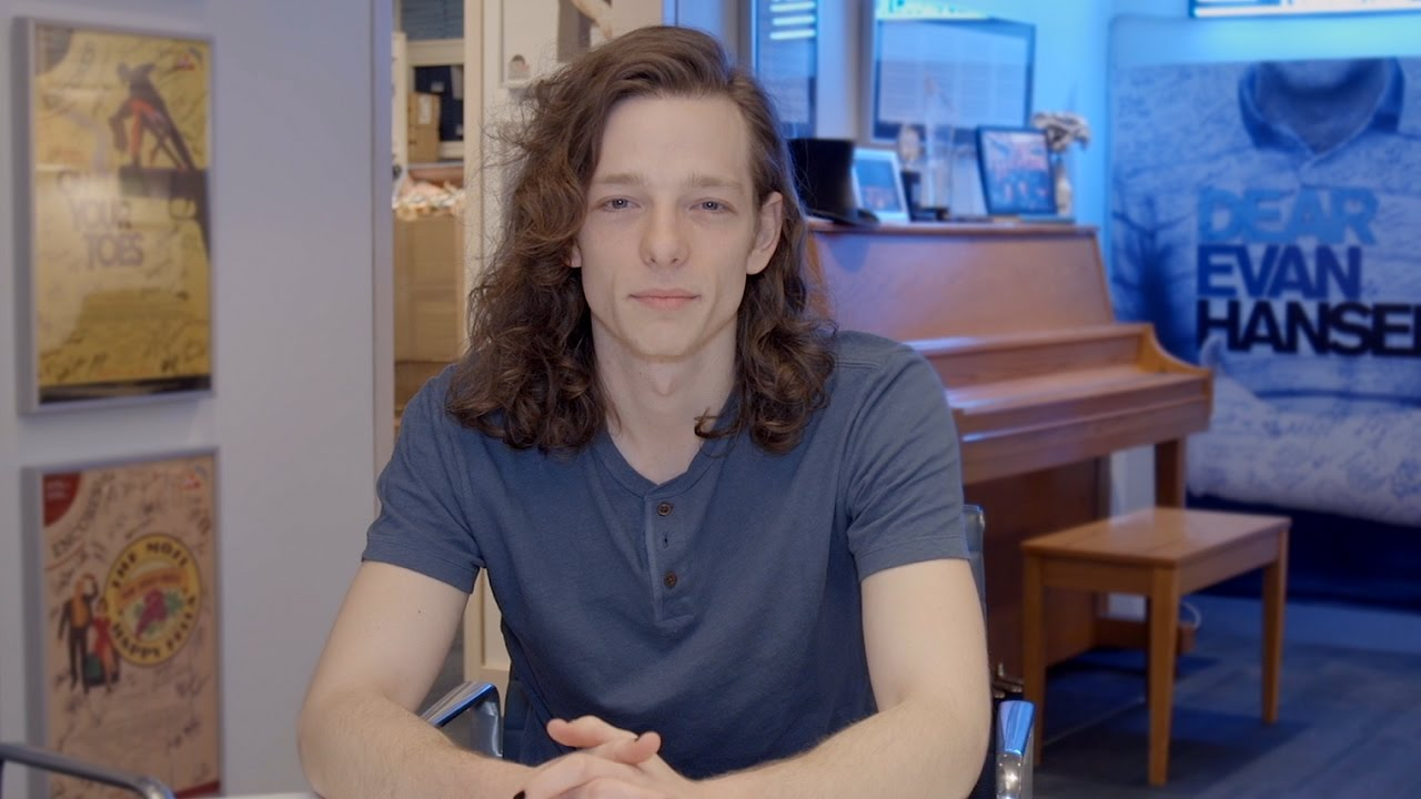 We Are Evan Hansen: Mike Faist | DEAR EVAN HANSEN - YouTube