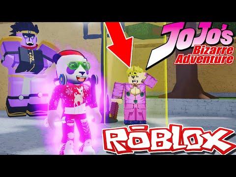 КРУТОЙ ПЛЕЙС ДЖОДЖО в РОБЛОКС (Roblox Your Bizarre Adventure JoJo)