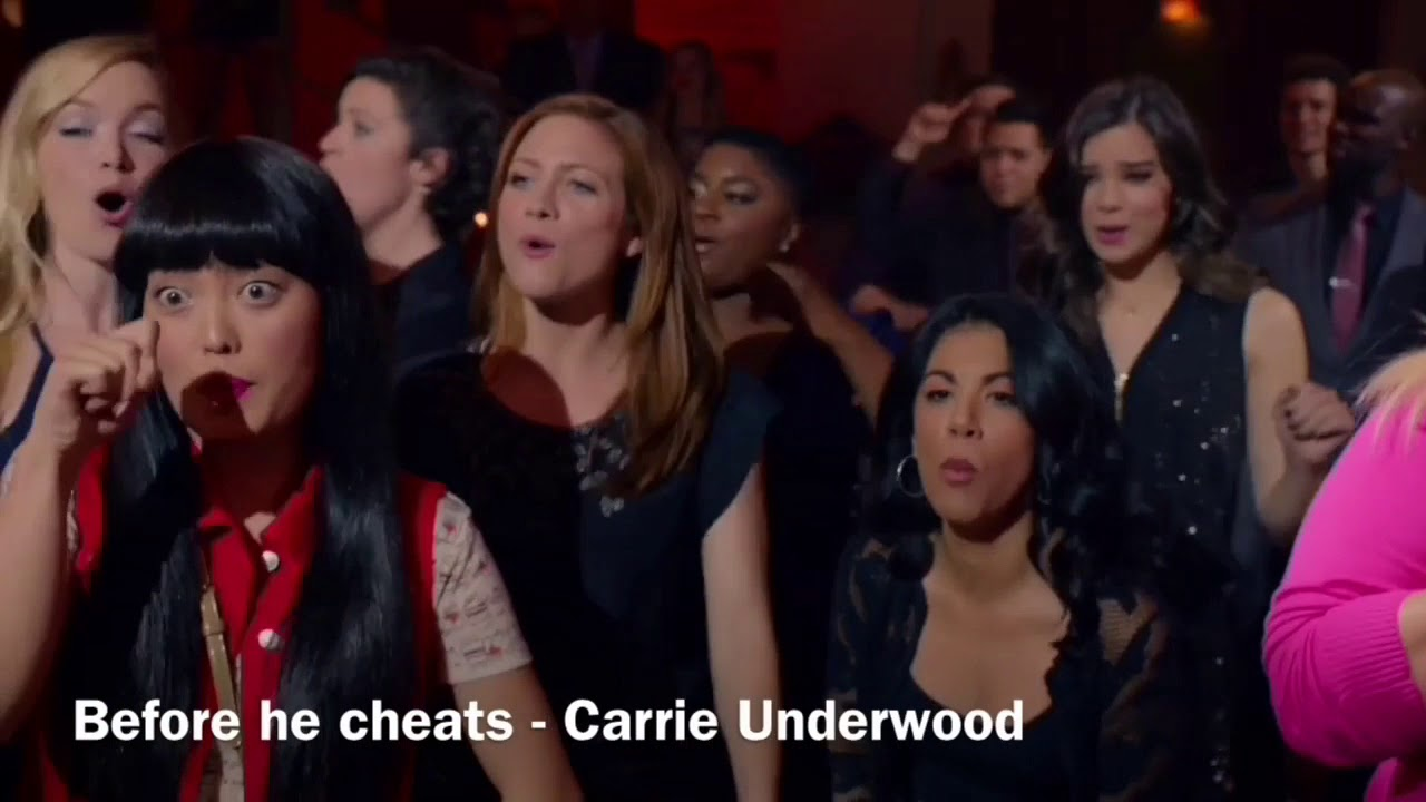 Download Pitch perfect 2 | full riff off HD with the song names!
