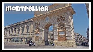 ¿Qué ver y visitar 1 día en MONTPELLIER? | Occitania 14# Francia