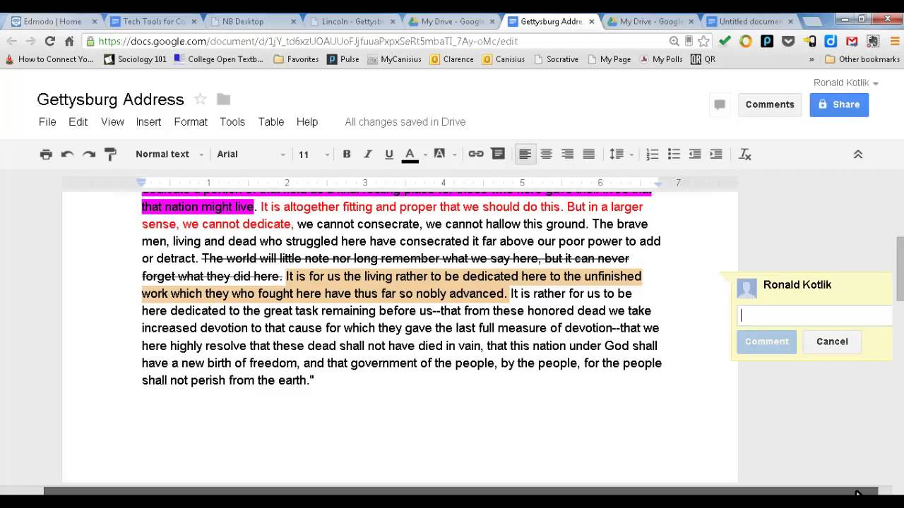 how to find word count in google docs