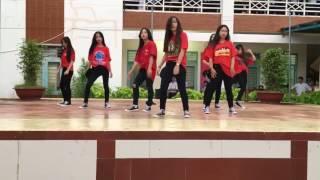 Nhảy hiện đại nữ sinh THPT Chu Văn An