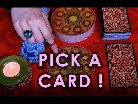 [ASMR] Pick a Card Interactive Tarot Reading